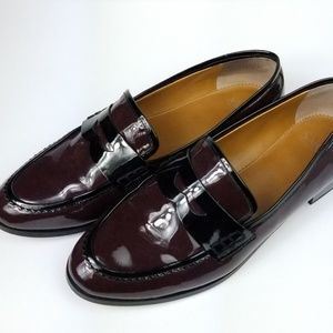 Franco Sarto Womens Jolette Penny Loafer Shoes 9.5